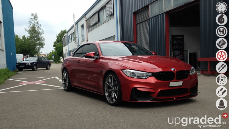 upgraded automotive group bmw m4 mit bbs ci r 20 zoll. Black Bedroom Furniture Sets. Home Design Ideas