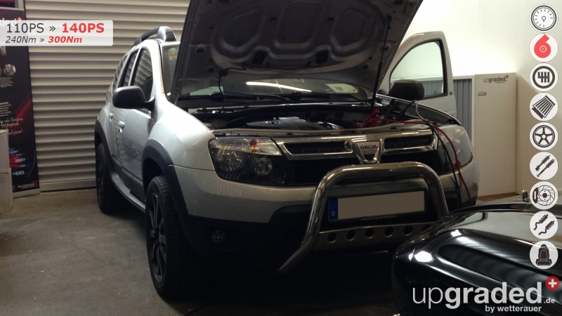 upgraded automotive group dacia duster dci 110 up1. Black Bedroom Furniture Sets. Home Design Ideas
