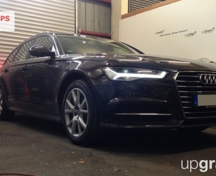 upgraded automotive group audi a6 3 0 tdi competition. Black Bedroom Furniture Sets. Home Design Ideas